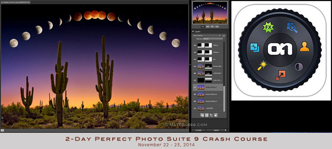 Perfect Photo Suite 9 Crash Course