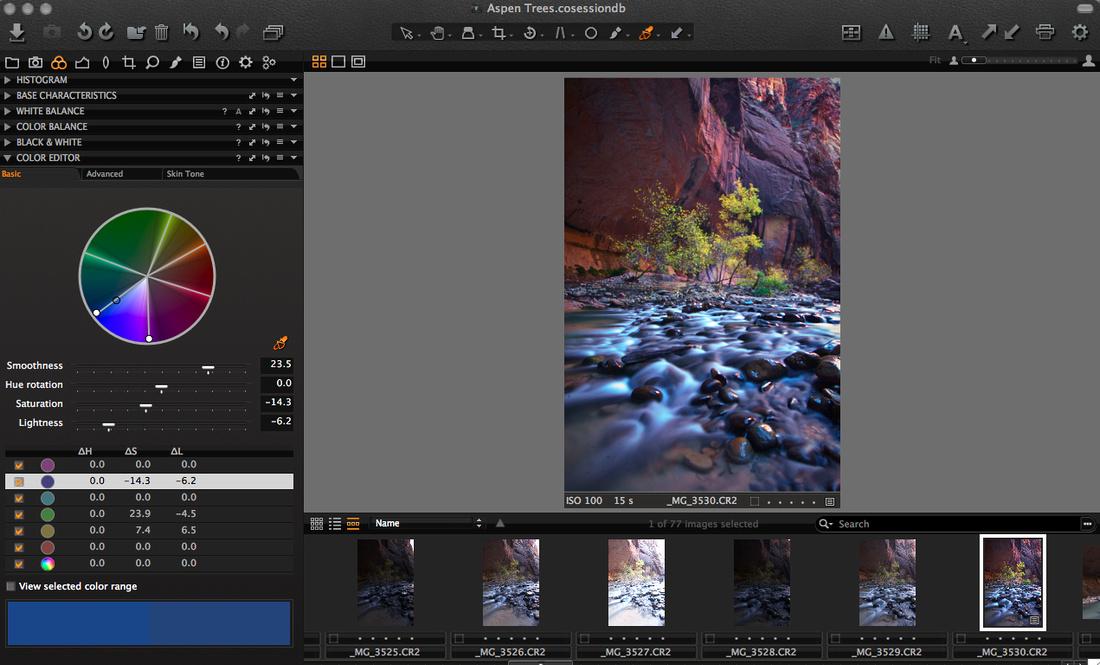 Blog Photo2 Zion Capture One