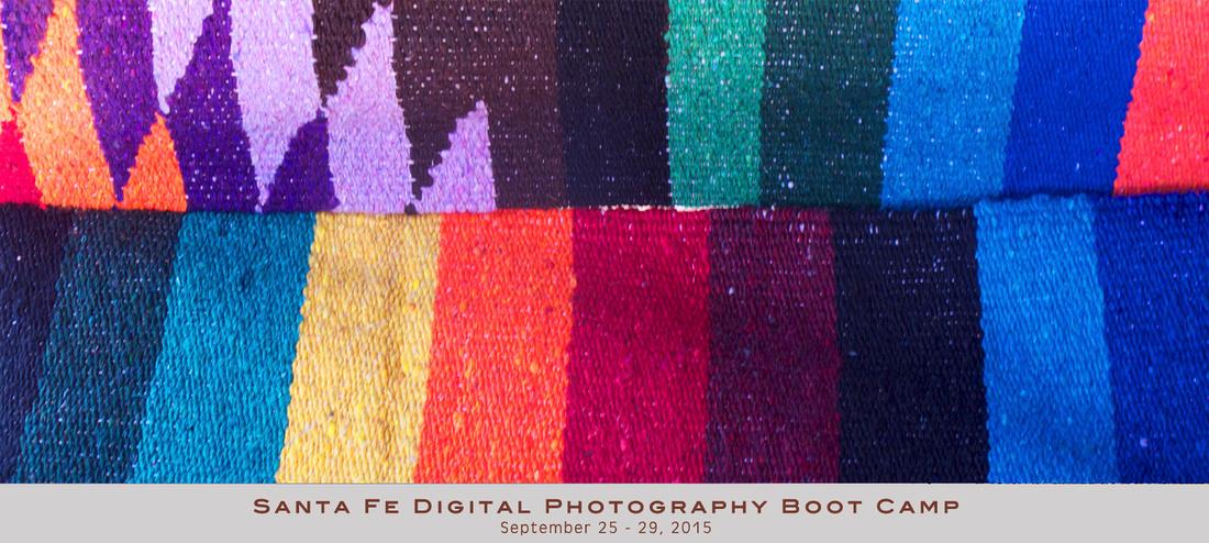 Santa Fe Digital Photography Boot Camp Workshop